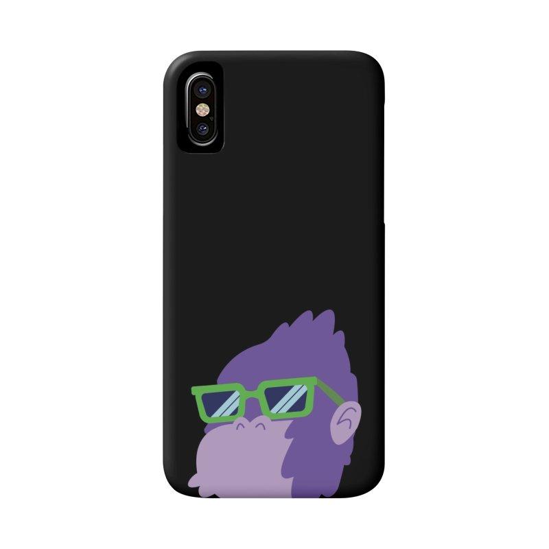 Grape Ape Accessories Phone Case by Nathan Burdette's Artist Shop