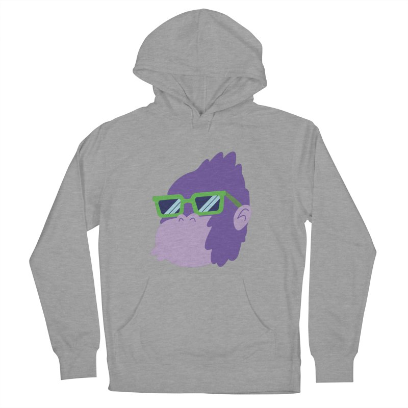 Grape Ape Women's Pullover Hoody by Nathan Burdette's Artist Shop