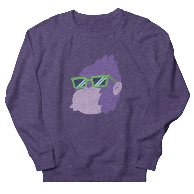 Grape Ape Women's Sweatshirt by Nathan Burdette's Artist Shop