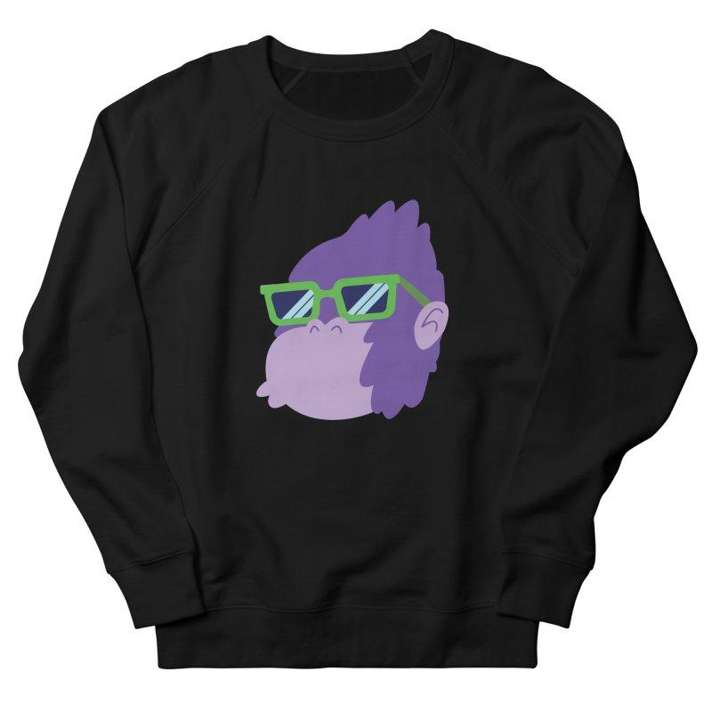 Grape Ape Men's Sweatshirt by Nathan Burdette's Artist Shop