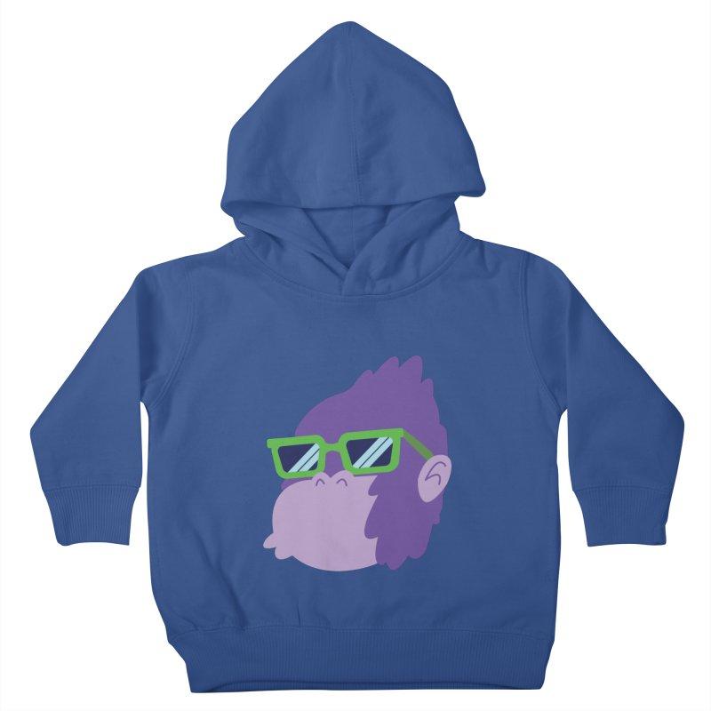 Grape Ape Kids Toddler Pullover Hoody by Nathan Burdette's Artist Shop
