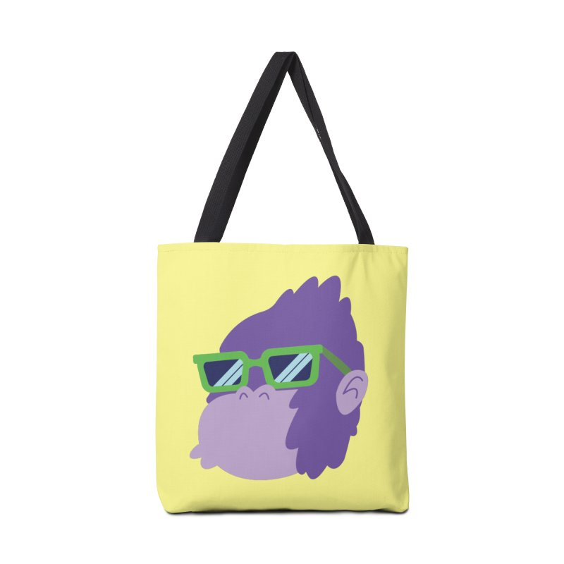Grape Ape Accessories Bag by Nathan Burdette's Artist Shop