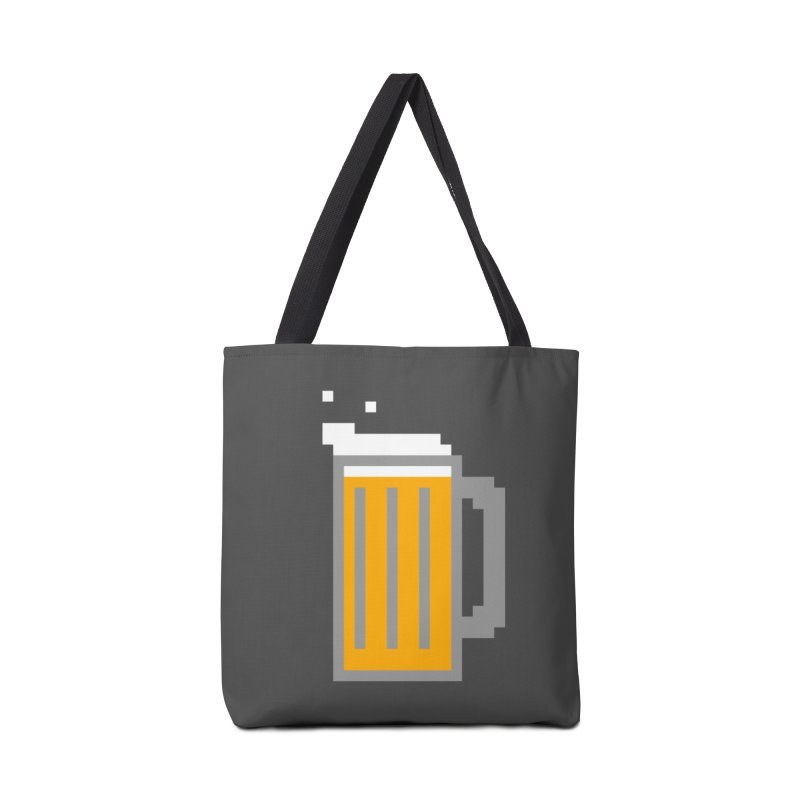 Beerxel Accessories Bag by Nathan Burdette's Artist Shop