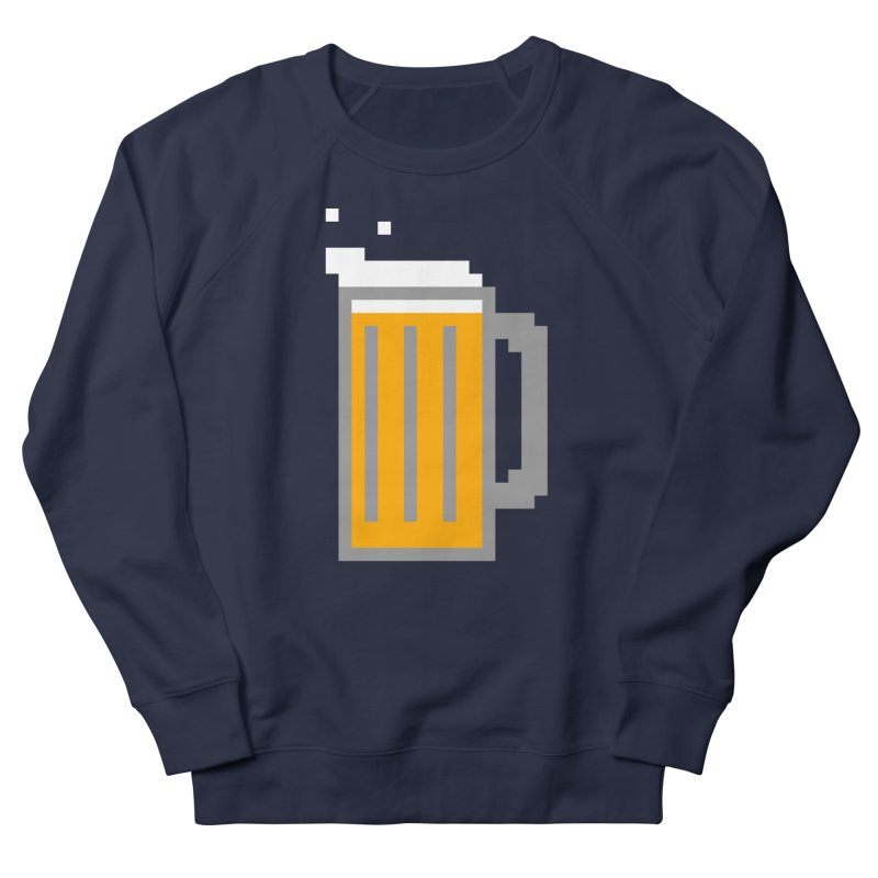 Beerxel Men's Sweatshirt by Nathan Burdette's Artist Shop