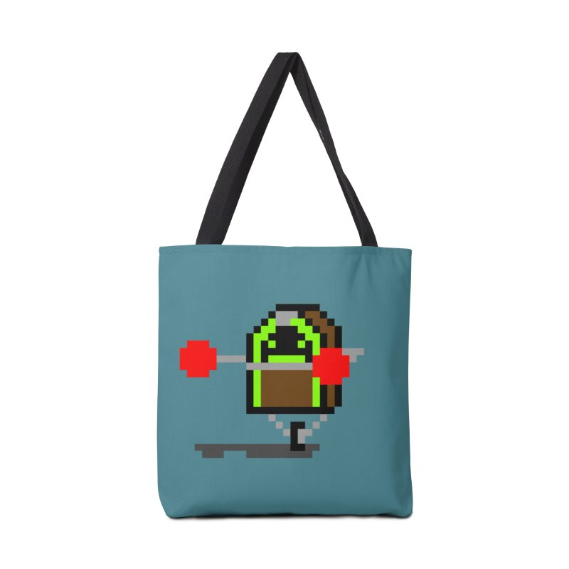 Jukebox Hero Accessories Bag by Nathan Burdette's Artist Shop