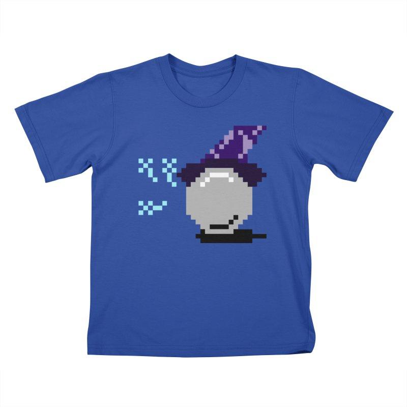 Pinball Wizard Kids T-shirt by Nathan Burdette's Artist Shop