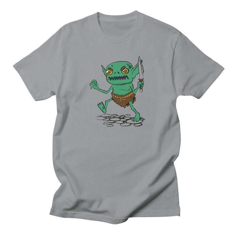 Sweet Goblin Boy Women's Unisex T-Shirt by Nathan Burdette's Artist Shop