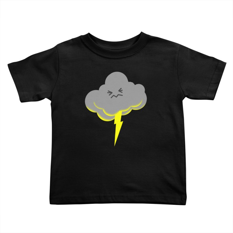 Shazam! Kids Toddler T-Shirt by Nathan Burdette's Artist Shop