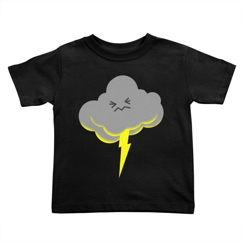 Shazam! Kids Toddler T-Shirt by Nathan Burdette's Artist Shop