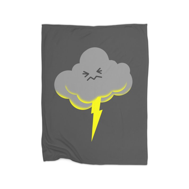 Shazam! Home Blanket by Nathan Burdette's Artist Shop