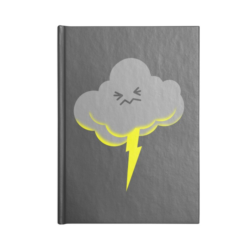 Shazam! Accessories Notebook by Nathan Burdette's Artist Shop