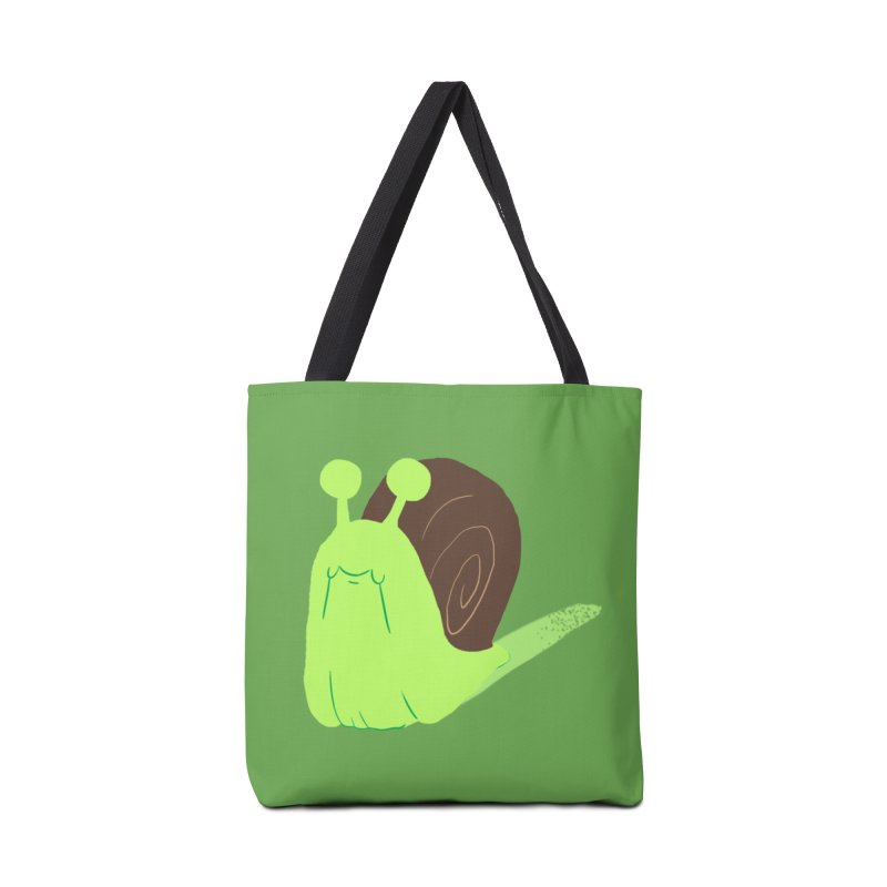 Slow & Sticky Accessories Bag by Nathan Burdette's Artist Shop