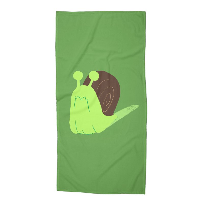 Slow & Sticky Accessories Beach Towel by Nathan Burdette's Artist Shop