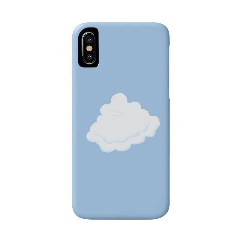 Fluffy! Accessories Phone Case by Nathan Burdette's Artist Shop