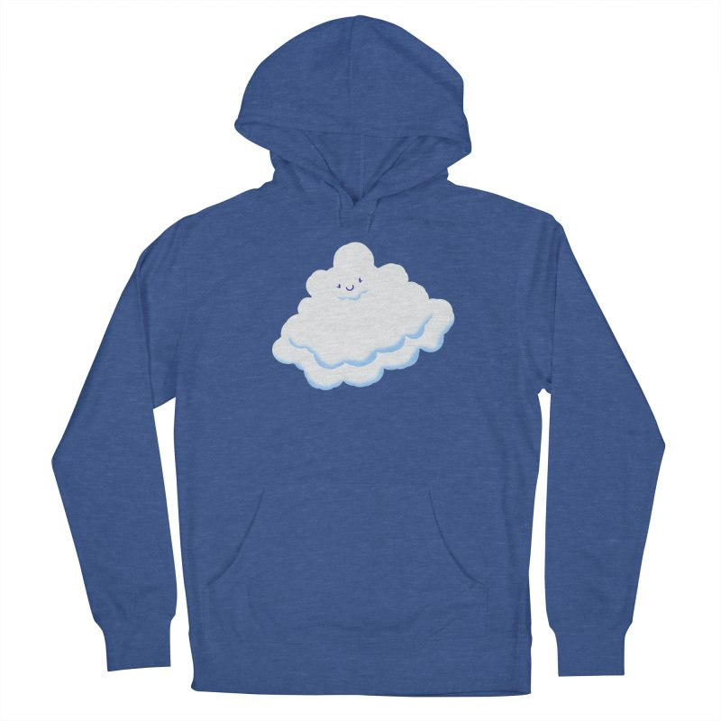 Fluffy! Men's Pullover Hoody by Nathan Burdette's Artist Shop