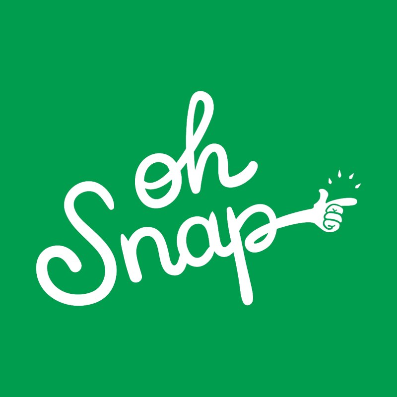 Oh Snap! by Nathan Burdette's Artist Shop