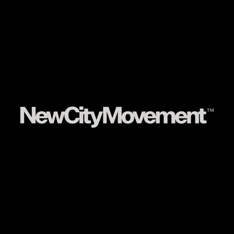 NCM Standard Logo Tee by The New City Movement Shop