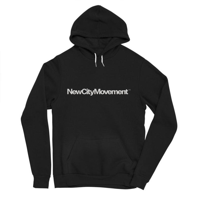 NCM Standard Logo Tee Women's Sponge Fleece Pullover Hoody by The New City Movement Shop