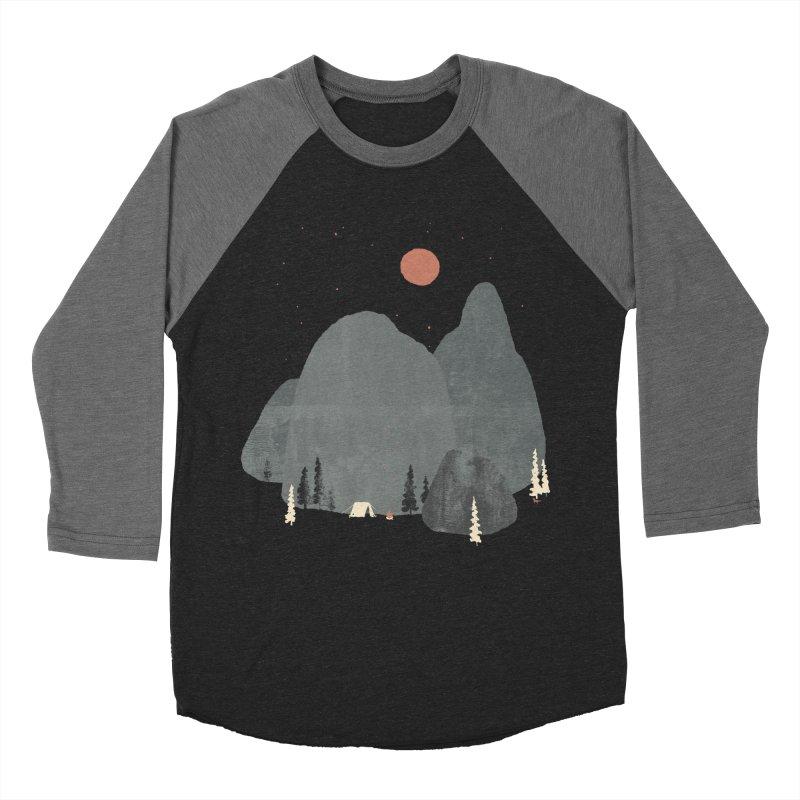 Last Night at Big Rock... Women's Baseball Triblend T-Shirt by NDTank's Artist Shop