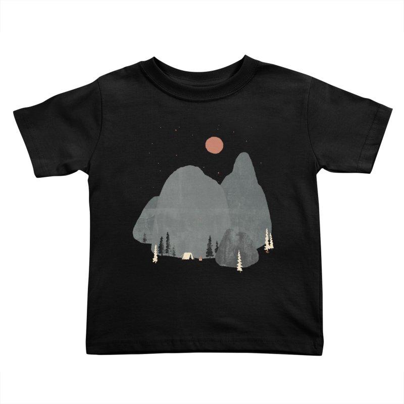 Last Night at Big Rock... Kids Toddler T-Shirt by NDTank's Artist Shop