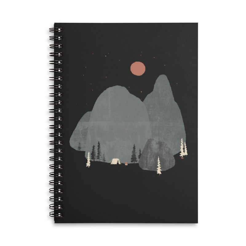 Last Night at Big Rock... Accessories Notebook by NDTank's Artist Shop