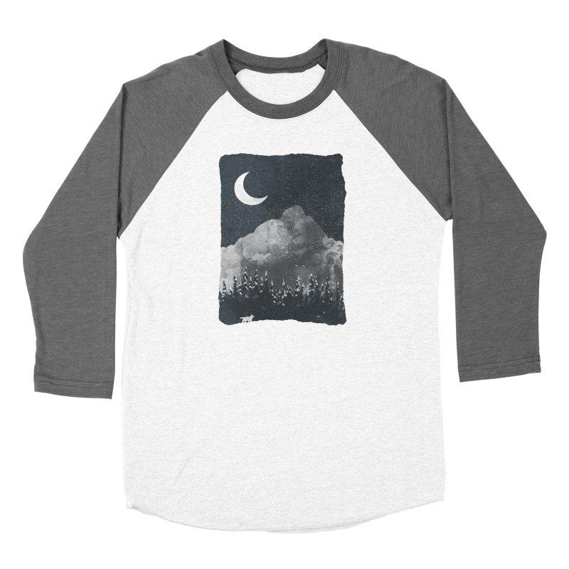 Winter Finds the Wolf... Men's Longsleeve T-Shirt by NDTank's Artist Shop
