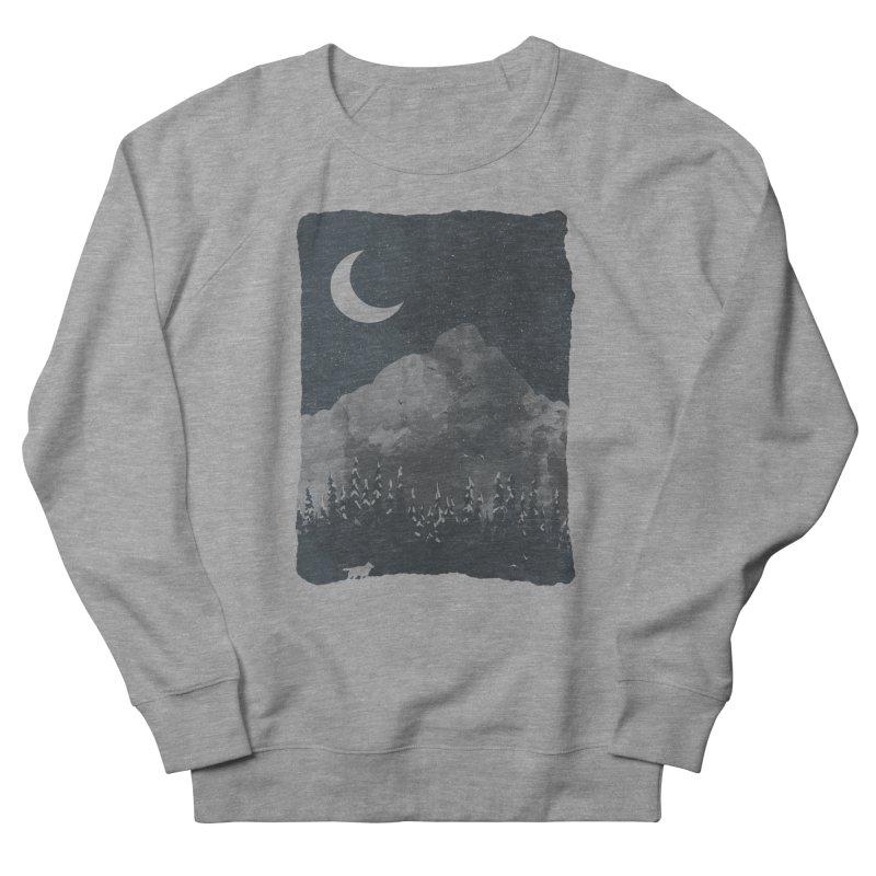 Winter Finds the Wolf... Women's Sweatshirt by NDTank's Artist Shop