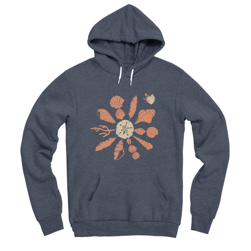 Sea Flower... Women's Pullover Hoody by NDTank's Artist Shop
