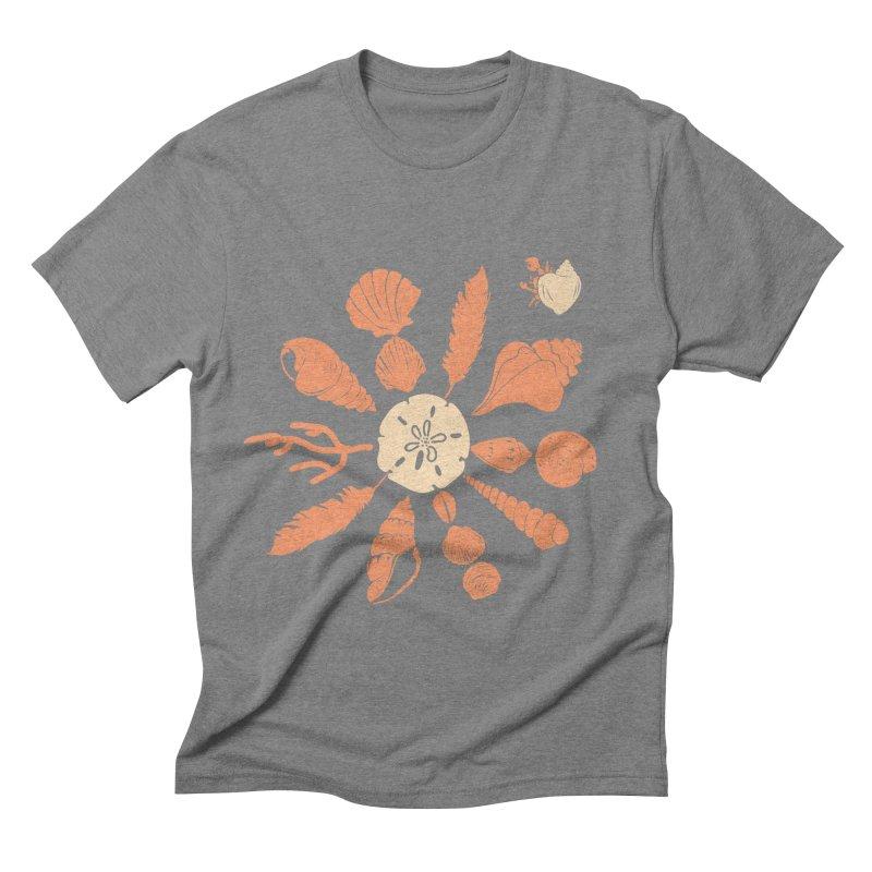 Sea Flower... Men's T-Shirt by NDTank's Artist Shop