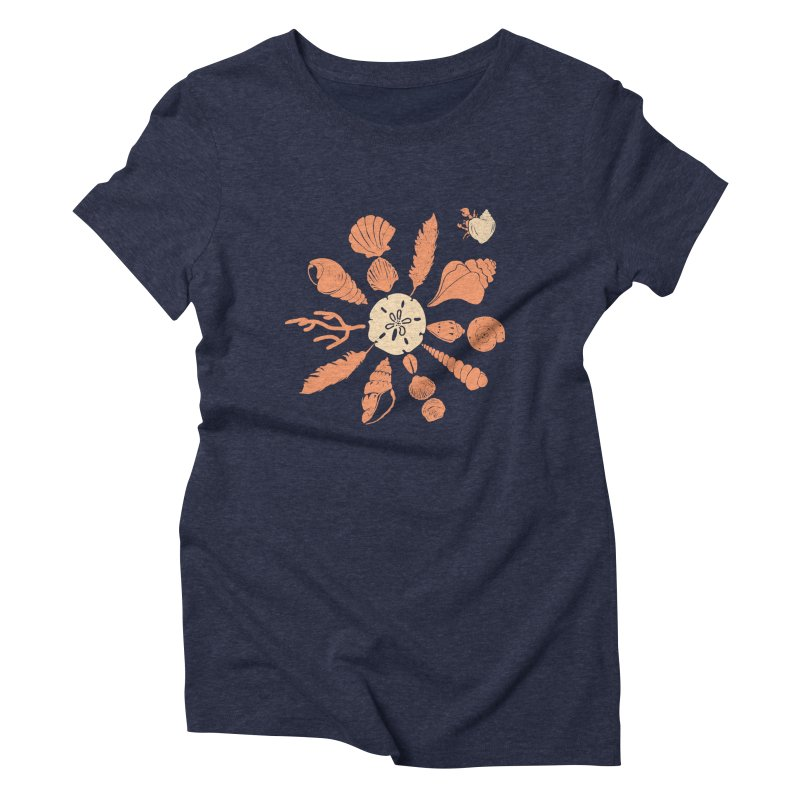 Sea Flower... Women's T-Shirt by NDTank's Artist Shop
