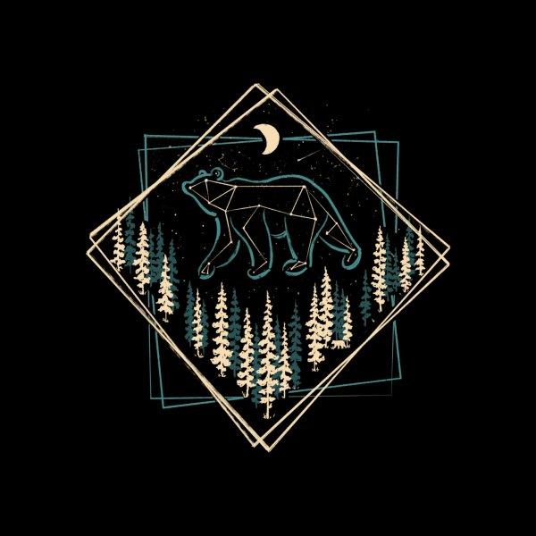 Design for Heaven's Wild Bear...