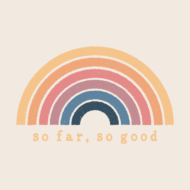 So Far, So Good Women's V-Neck by NDTank's Artist Shop