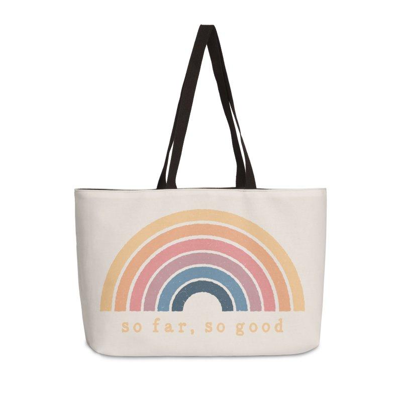 So Far, So Good Accessories Bag by NDTank's Artist Shop