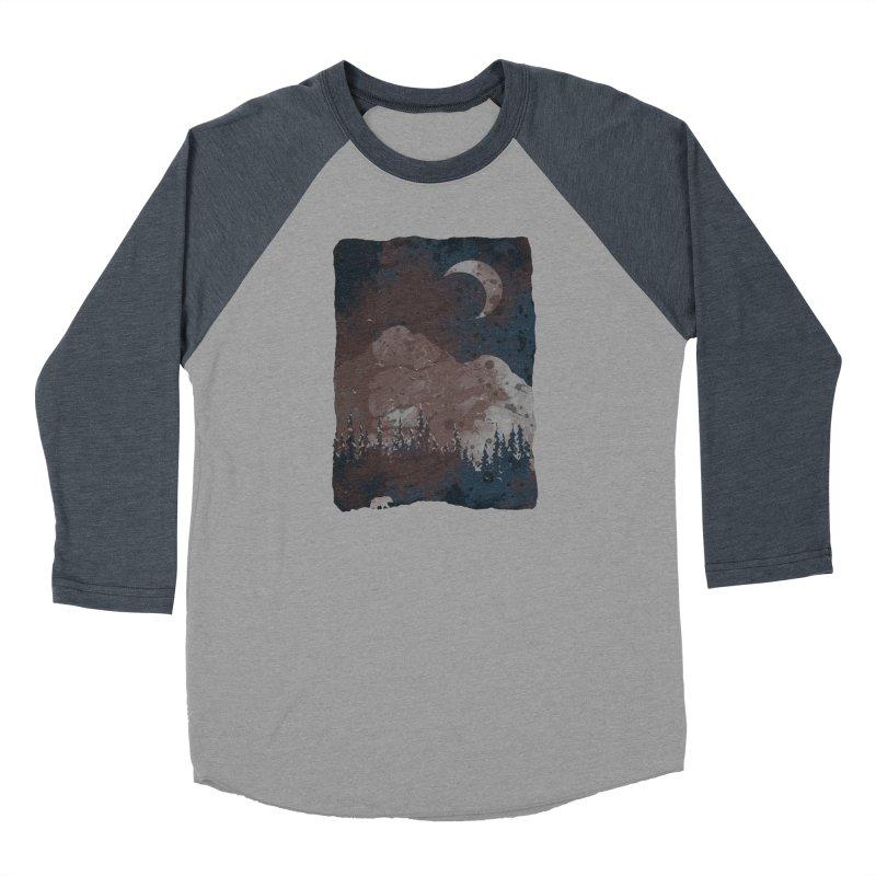 Winter Finds the Bear... Men's Longsleeve T-Shirt by NDTank's Artist Shop