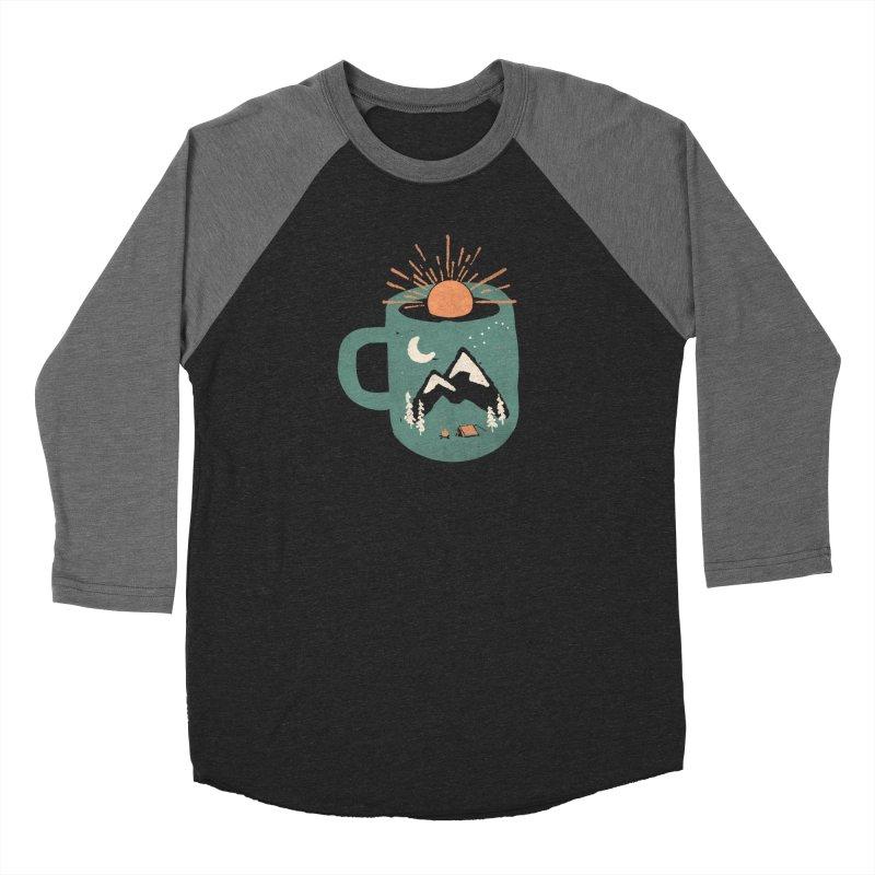 Mountain Morning Wake Up... Women's Longsleeve T-Shirt by NDTank's Artist Shop