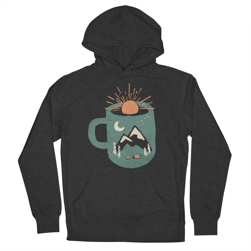 Mountain Morning Wake Up... Women's Pullover Hoody by NDTank's Artist Shop