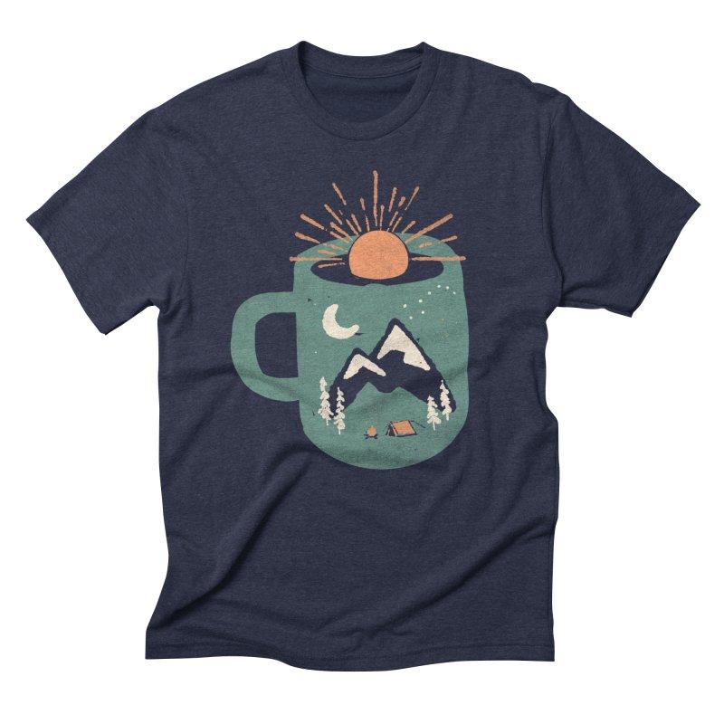 Mountain Morning Wake Up... Men's Triblend T-shirt by NDTank's Artist Shop