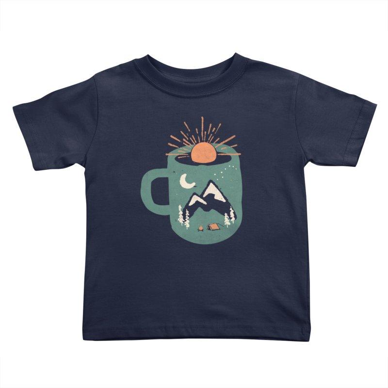 Mountain Morning Wake Up... Kids Toddler T-Shirt by NDTank's Artist Shop