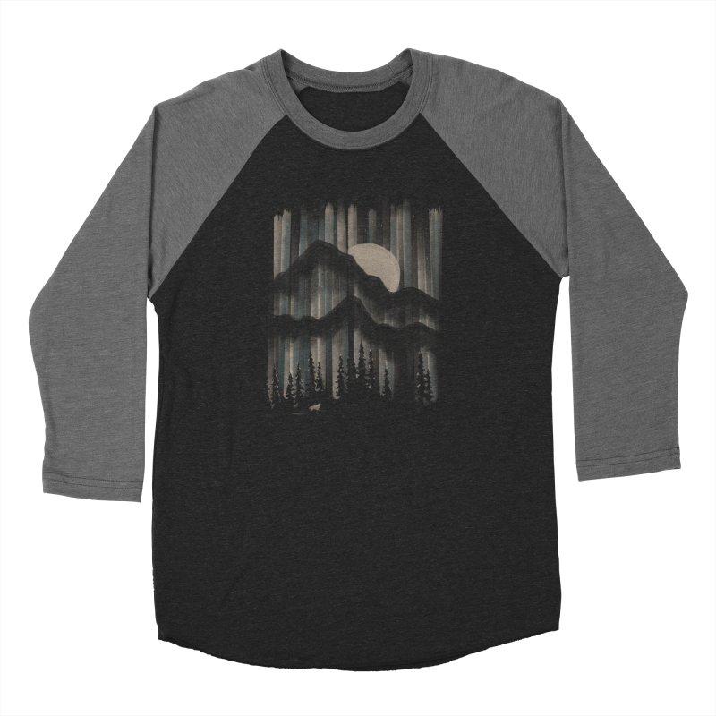 A Wolf in the Night... Women's Longsleeve T-Shirt by NDTank's Artist Shop