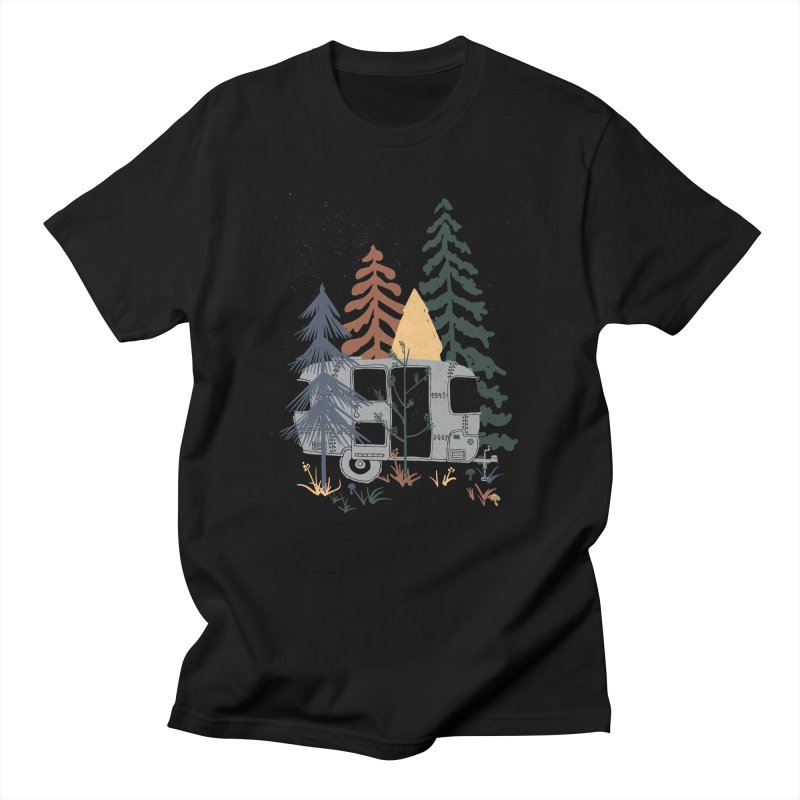 Wild Airstream... Men's T-Shirt by NDTank's Artist Shop