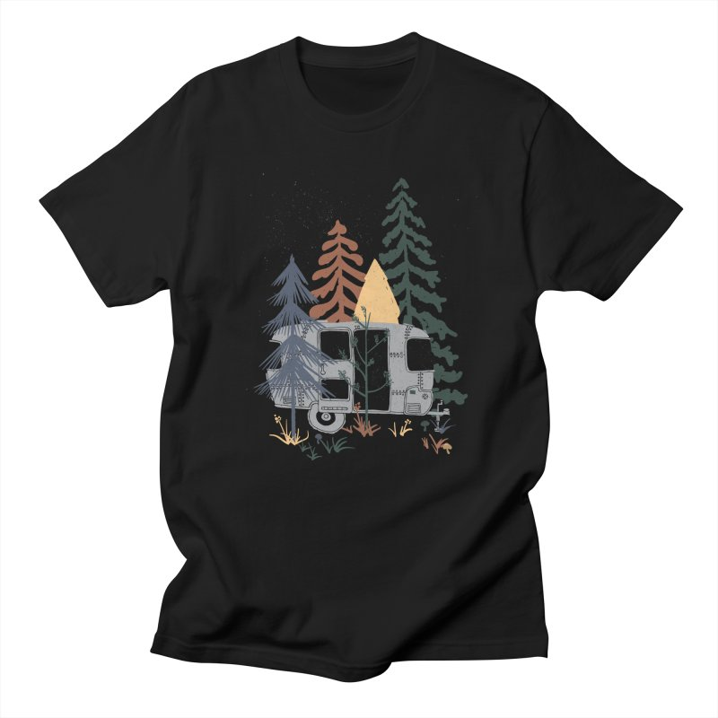 Wild Airstream... Women's Unisex T-Shirt by NDTank's Artist Shop