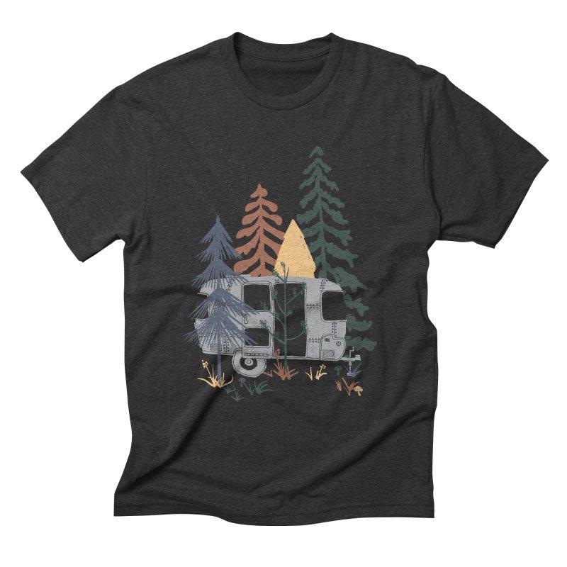 Wild Airstream... Men's Triblend T-shirt by NDTank's Artist Shop