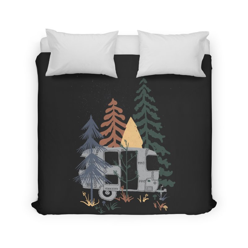 Wild Airstream... Home Duvet by NDTank's Artist Shop
