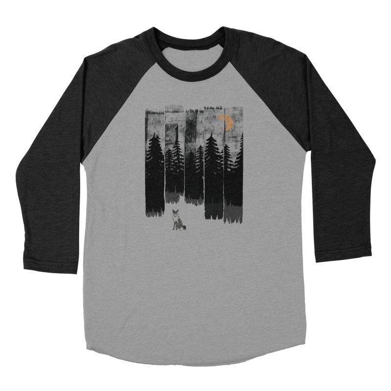 Fox in the Wild Night... Men's Longsleeve T-Shirt by NDTank's Artist Shop
