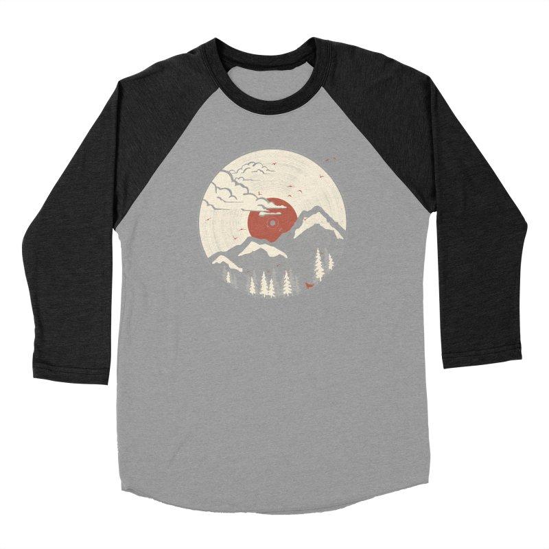 MTN LP.... Women's Longsleeve T-Shirt by NDTank's Artist Shop