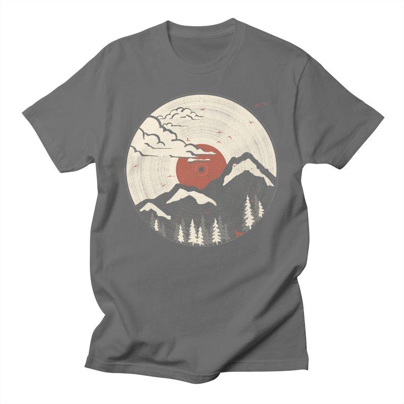 MTN LP.... Men's T-Shirt by NDTank's Artist Shop