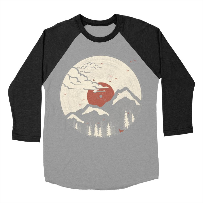 MTN LP... Women's Baseball Triblend T-Shirt by NDTank's Artist Shop