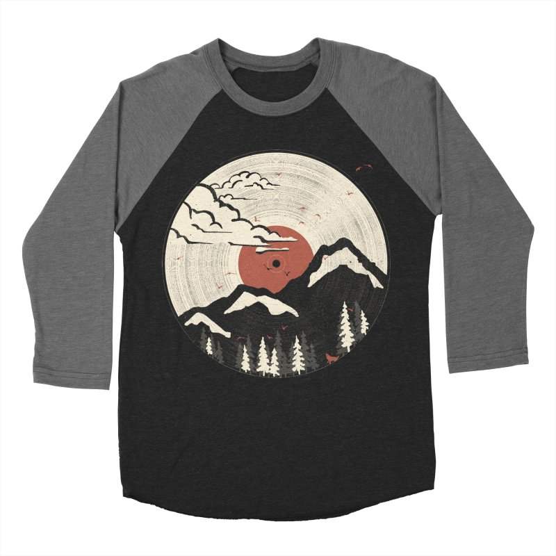 MTN LP... Men's Baseball Triblend T-Shirt by NDTank's Artist Shop