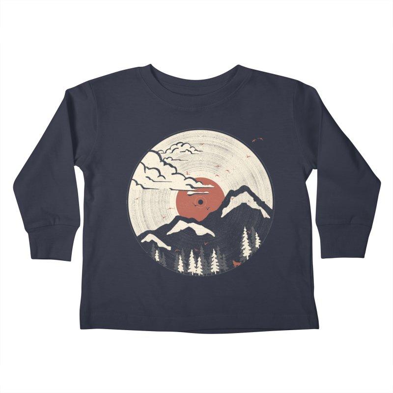 MTN LP... Kids Toddler Longsleeve T-Shirt by NDTank's Artist Shop