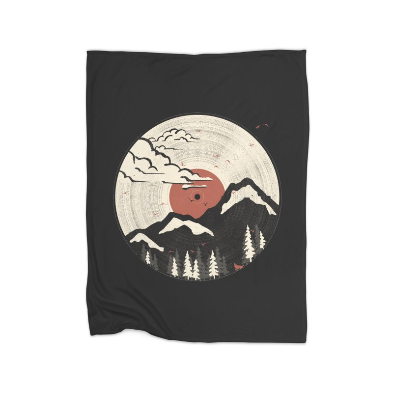 MTN LP.... Home Blanket by NDTank's Artist Shop